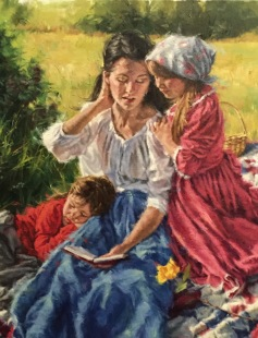 painting-of-carolyn-and-girl