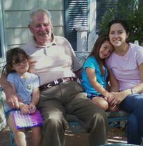 grandpa-and-girls