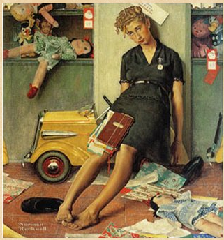 Norman Rockwell mom.png